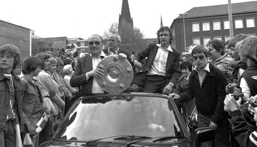 Das Double 1978 - der bislang größte Erfolg in der Vereinsgeschichte der Geissböcke.