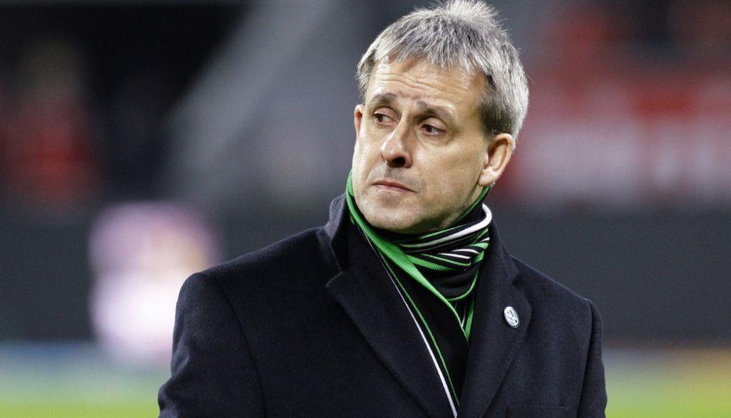 Pierre Littbarski arbeitet als Leiter der Scouting-Abteilung für den VfL Wolfsburg.