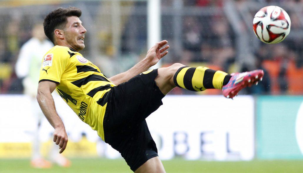 Milos Jojic wechselte im Januar 2014 zu Borussia Dortmund.