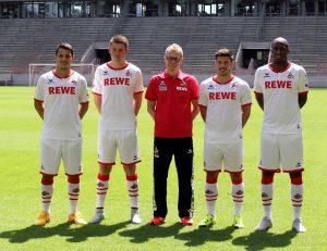 Die Neuzugänge des 1. FC Köln.
