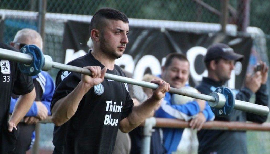 Aias Aosman hatte angeblich ein Angebot des 1. FC Köln vorliegen.
