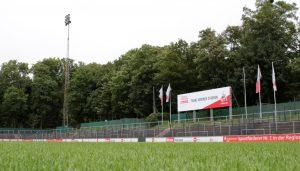 Die alte Heimstätte: das Franz-Kremer-Stadion.