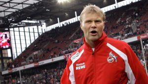 Frank Schaefer war erstmals 2010 bis 2011 für ein halbes Jahr Chefcoach, ehe er 2012 noch einmal für einen Monat übernahm, den Abstieg aber nicht verhindern konnte. Noch heute ist er beim Effzeh und für die Nachwuchsarbeit zuständig.