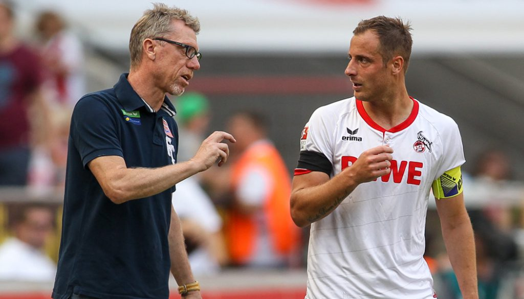 Unter Peter Stöger wird Matthias Lehmann zum unumstrittenen Leitwolf. Nach dem Abgang von Miso Brecko wird der Routinier zudem Kapitän.