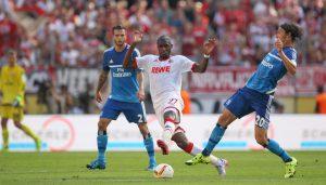 Anthony Modeste erzielte gegen den HSV den Siegtreffer. (Foto: Jörg Schüler)