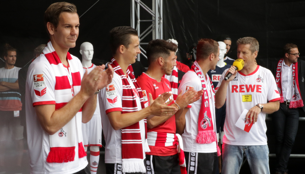 Stadionsprecher Köln