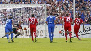 Der 1. FC Köln gewann mit 4:0 (2:0) gegen den SV Meppen.
