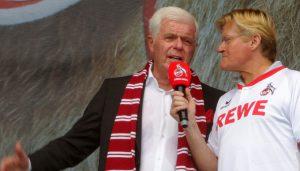 FC-Präsident Werner Spinner.
