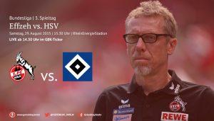 Spielankündigung HSV