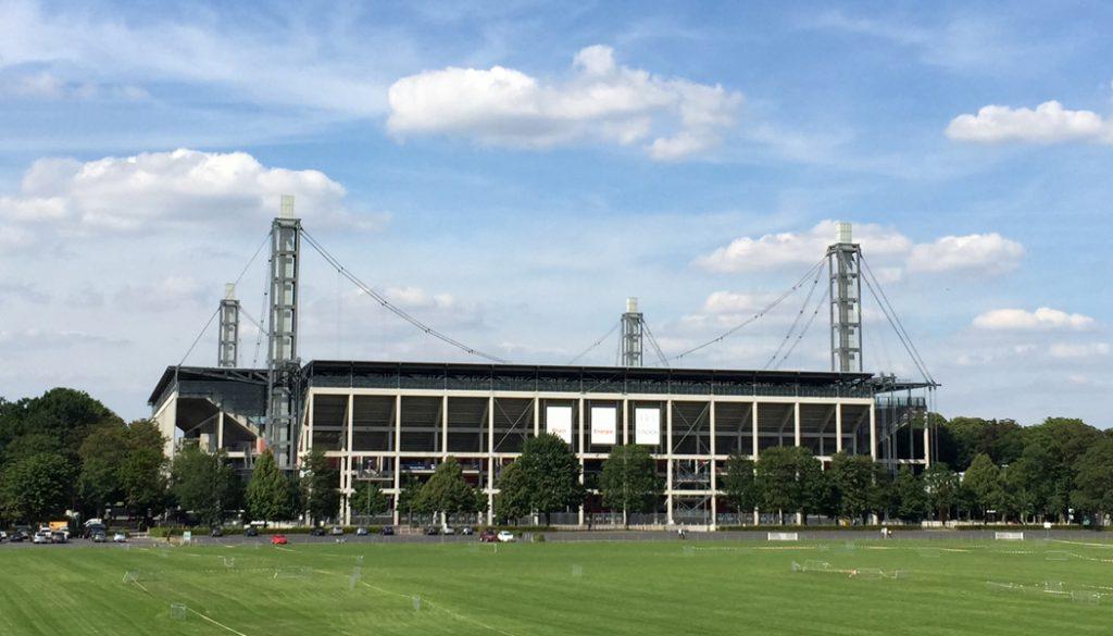 Wie lange wird das RheinEnergieStadion noch die Heimat des 1. FC Köln bleiben? (Foto: GBK)