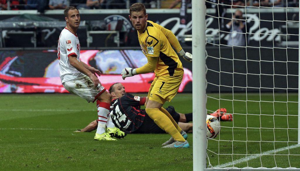 Spieltag vier bringt den Alptraum zurück: Alex Meier trifft dreimal und schießt den FC mit 6:2 ab. (Foto: JH)