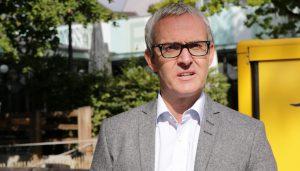 FC-Geschäftsführer Alexander Wehrle.