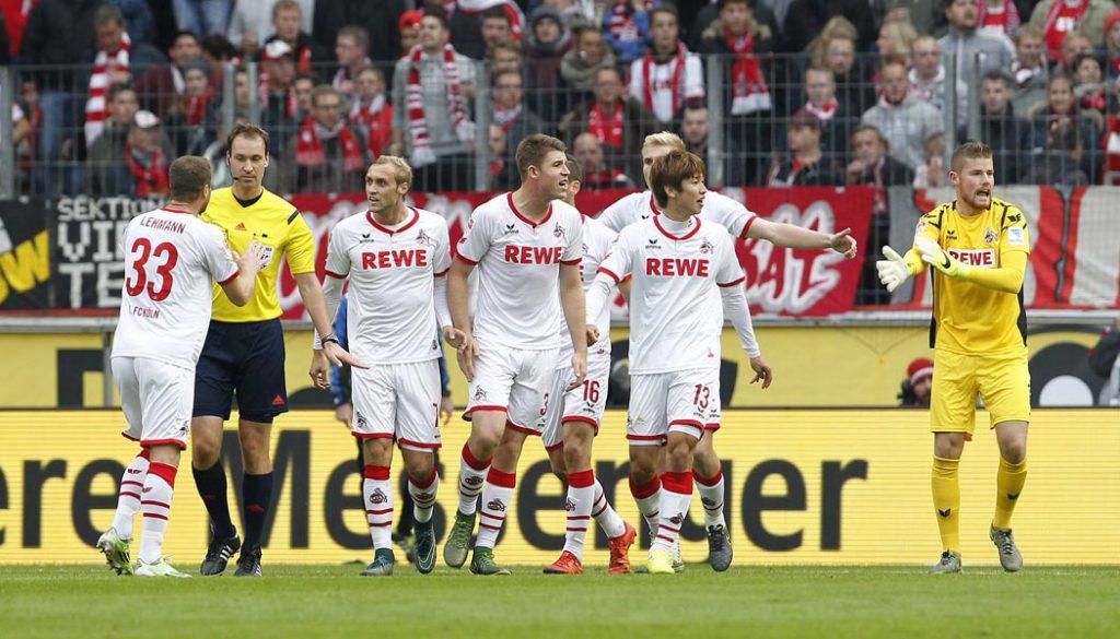 Der 1. FC Köln verliert gegen Hannover 96 mit 0:1. (Foto: MV)