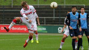 Der 1. FC Köln verliert das Testspiel gegen den VfL Bochum mit 0:3 (0:1).