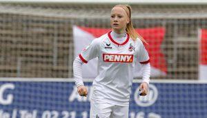 Anna Gerhardt - Der 1. FC Köln verliert gegen Bayer Leverkusen mit 1:2.