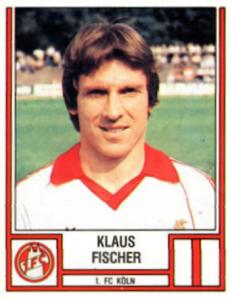 Klaus Fischer.