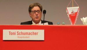 Toni Schumacher.
