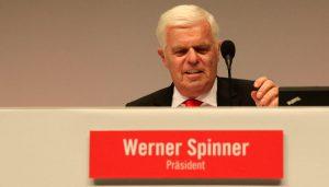 Werner Spinner.