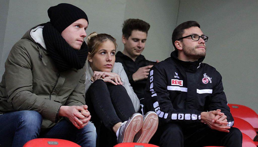 Jonas Hector ist zurück in Köln.