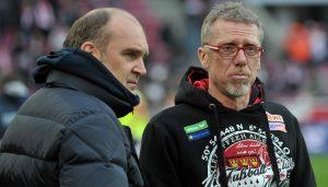 Der 1. FC Köln und Mainz 05 trennen sich 0:0. (Foto: Jürgen Peters)
