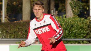 U21-Innenverteidiger Timo Hübers.