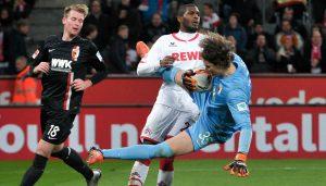 Der 1. FC Köln verliert mit 0:1 gegen den FC Augsburg. (Foto: JP)