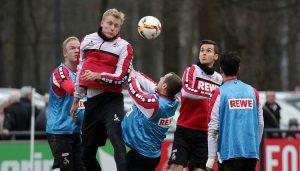 Frederik Sörensen im Training. (Foto: GBK)