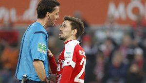 Filip Mladenovic feierte gegen den VfB Stuttgart sein Debüt für den 1. FC Köln. (Foto: MV)