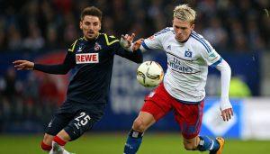 Der 1. FC Köln spielt beim HSV 1:1. (Foto: Cathrin Müller)