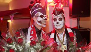 Die FC-Karnevalssitzung 2016 im Maritim. So feierten die Geissböcke. (Foto: GBK)