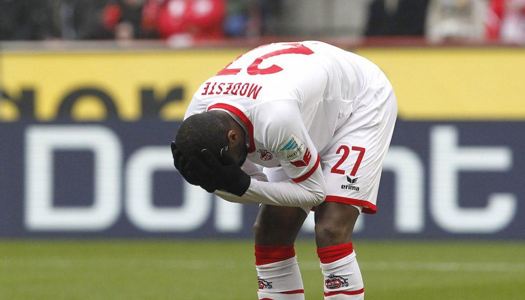 Der 1. FC Köln verliert gegen den FC Schalke 04 mit 1:3. (Foto: MV)
