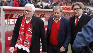 Der Vorstand des 1. FC Köln. (Foto: MV)