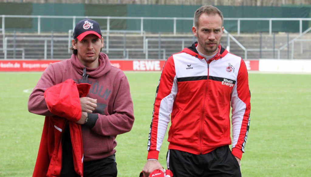 Patrick Helmes und Martin Heck. (Foto: GBK)