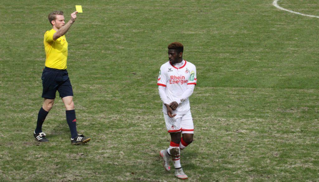 Die U21 des 1. FC Köln verliert gegen den SC Wiedenbrück mit 1:2. (Foto: GBK)