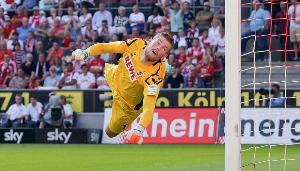 Timo Horn. (Foto: JS)