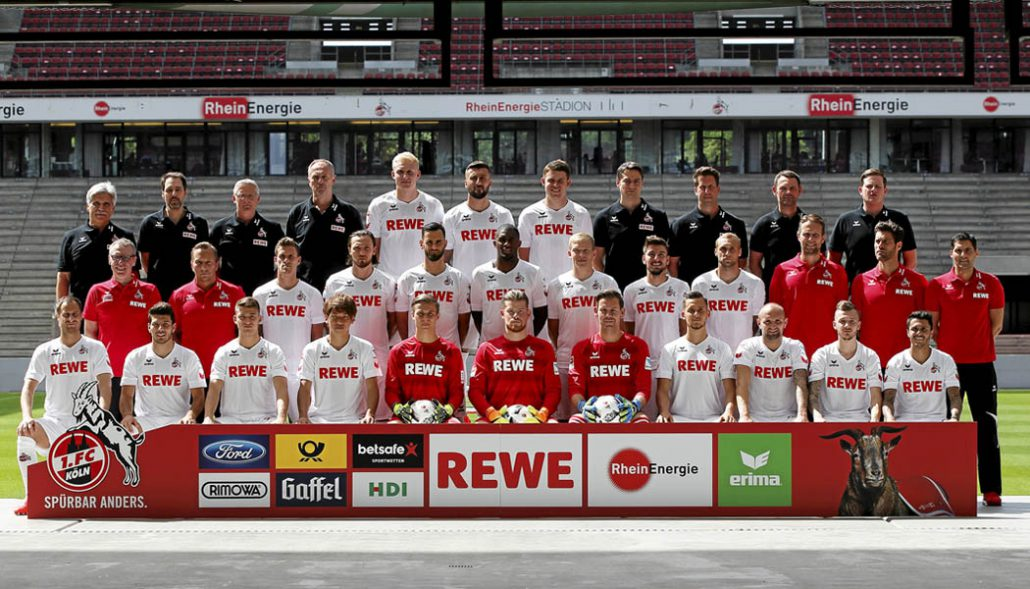 Kader 1. Fc Köln