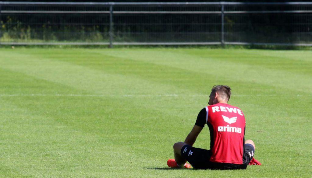 Pawel Olkowski beim Training. (Foto: GBK)
