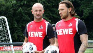 Der Trainingsauftakt des 1. FC Köln. (Foto: GBK)