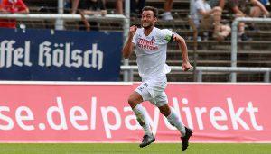 Roman Prokoph im Spiel gegen BVB II. (Foto: FB)
