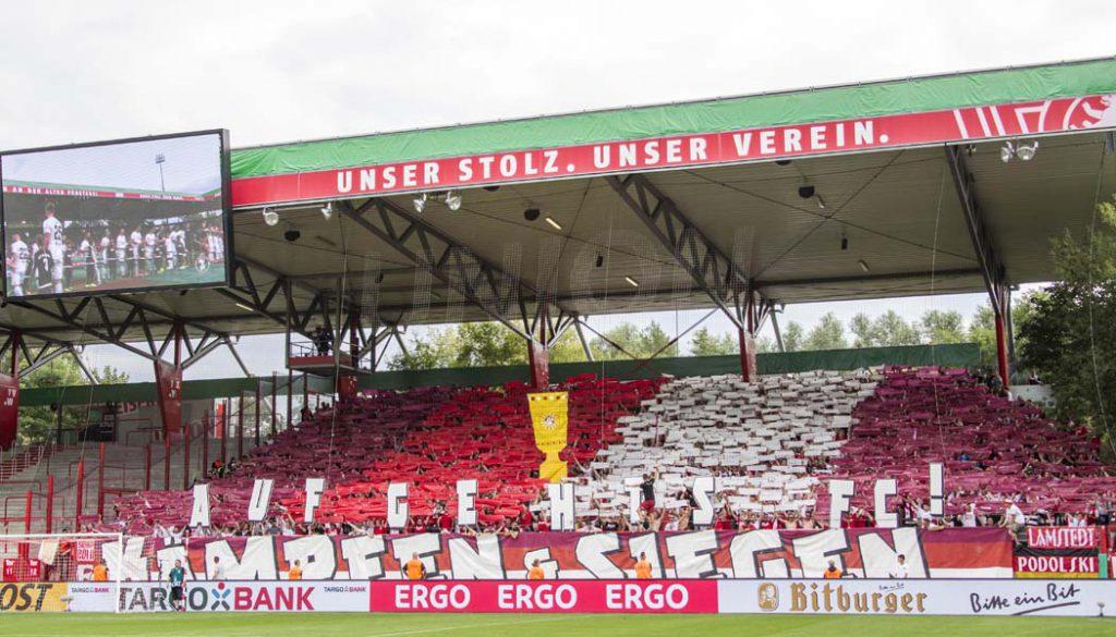 Der 1. FC Köln gewinnt beim BFC Preussen mit 7:0. (Foto: GBK)