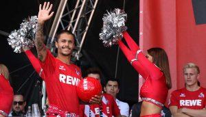 Verlängerte seinen Vertrag in Köln bis 2021: Leonardo Bittencourt. (Foto: GBK)