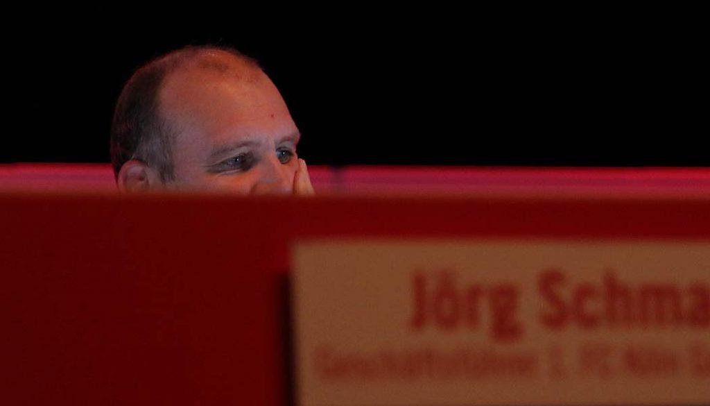 Jörg Schmadtke. (Foto: GBK)