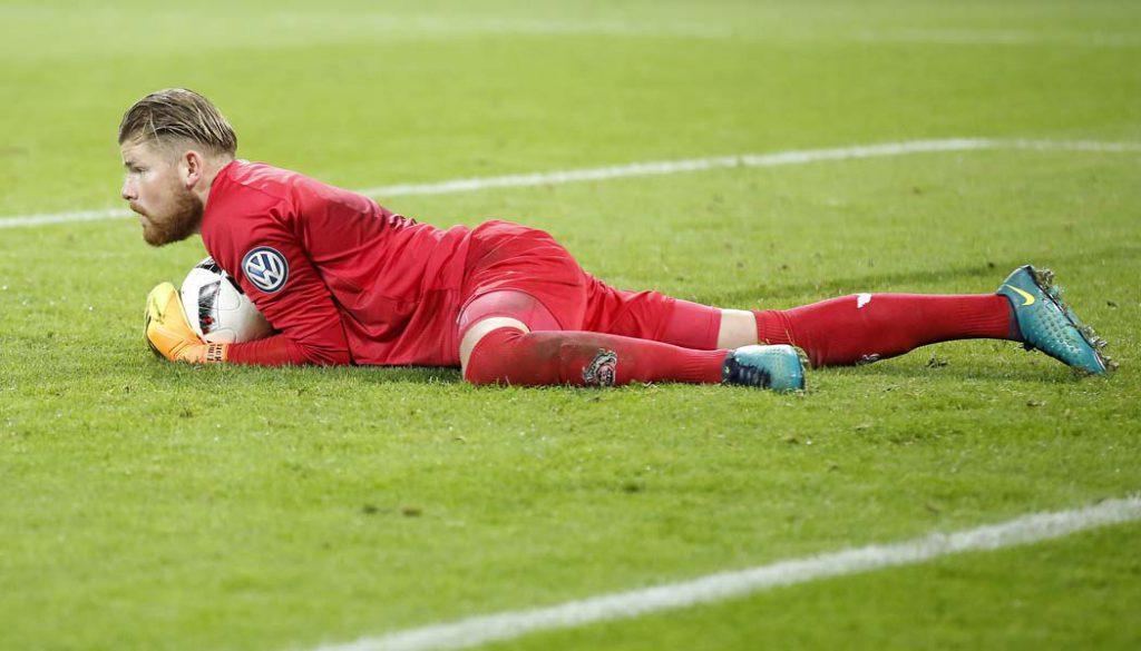 Timo Horn zeigt gegen Hoffenheim eine starke Leistung. (Foto: MV)