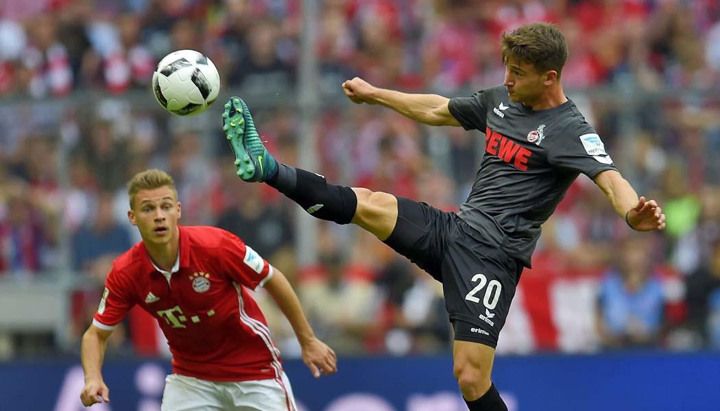 Salih Özcan spielt erstmals in der Allianz Arena gegen den FC Bayern. (Foto: M.i.S.)