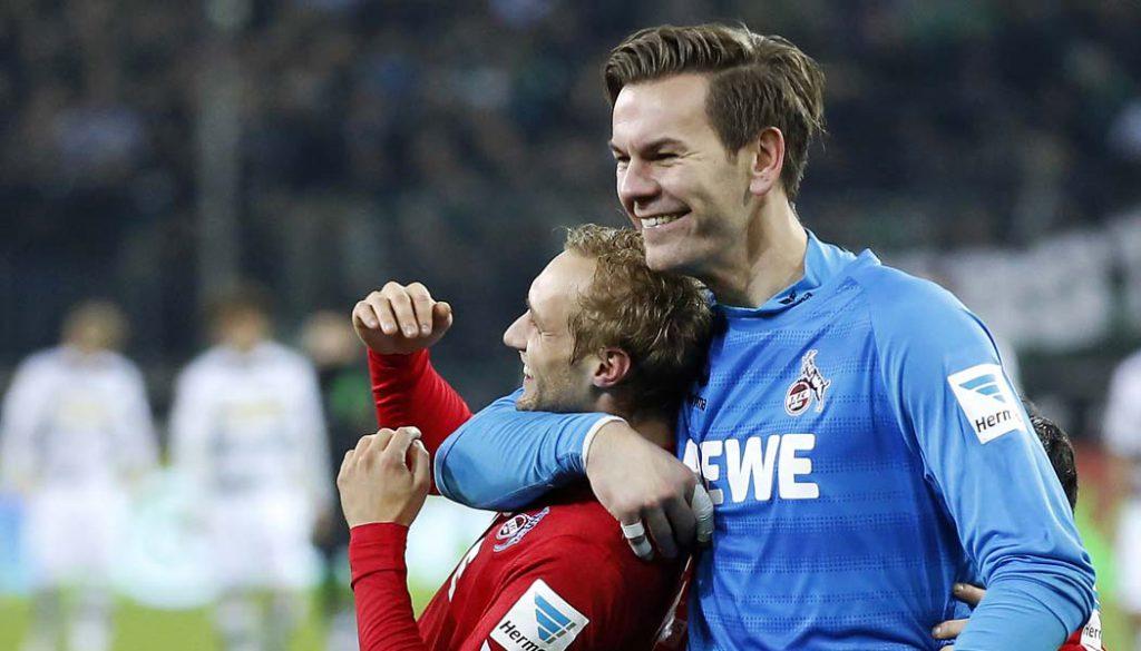 Thomas Kessler und Marcel Risse, Derbyhelden! (Foto: MV)