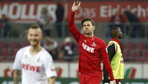 Thomas Kessler kann persönlich nach dem 0:0 gegen Augsburg zufrieden sein. (Foto: MV)