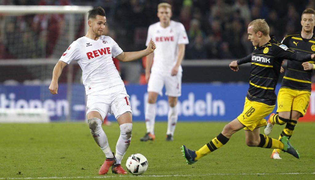 Pawel Olkowski meldete sich gegen Dortmund eindrucksvoll zurück. (Foto: MV)