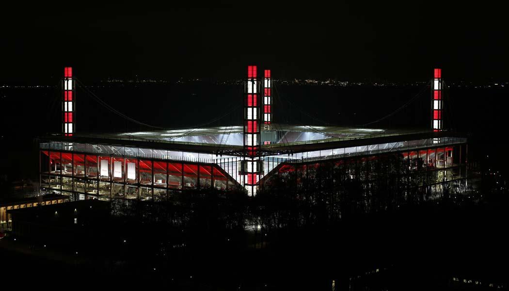 Köln Stadion Ausbau