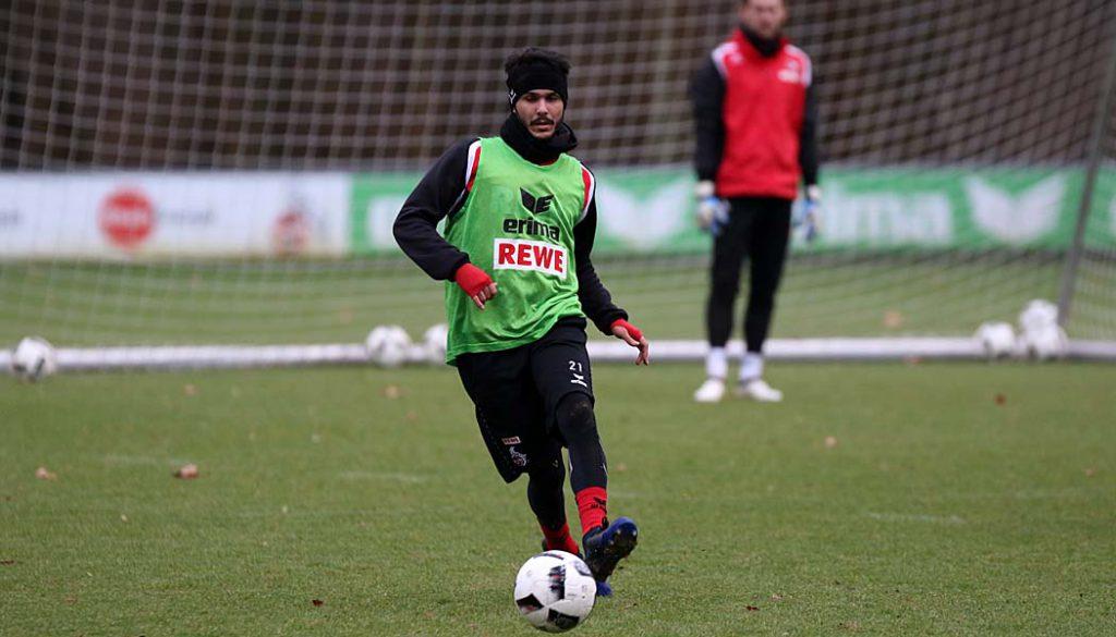 Leonardo Bittencourt wieder am Ball. (Foto: GBK)