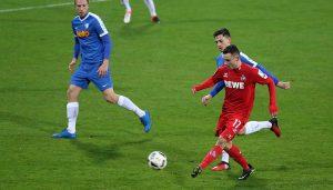 Christian Clemens bei seiner Rückkehr zum Effzeh gegen Bochum. (Foto: GBK)